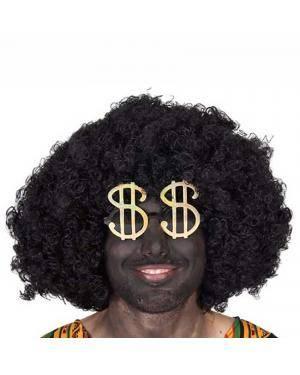 Óculos dólar $ Acessórios para disfarces de Carnaval ou Halloween