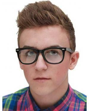 Óculos rapaz pronto Acessórios para disfarces de Carnaval ou Halloween