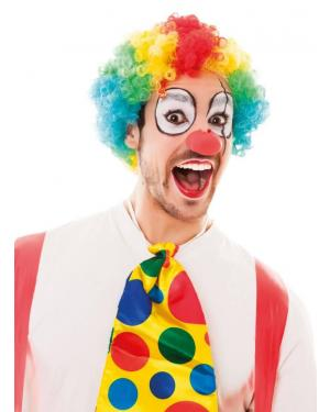 Nariz vermelho borracha Acessórios para disfarces de Carnaval ou Halloween