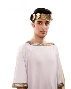 Coroa romano Acessórios para disfarces de Carnaval ou Halloween