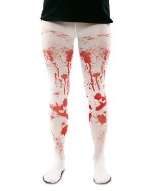Meias sangrentas Acessórios para disfarces de Carnaval ou Halloween