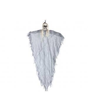 Mini caveiras penduradas (5 cores) Acessórios para disfarces de Carnaval ou Halloween