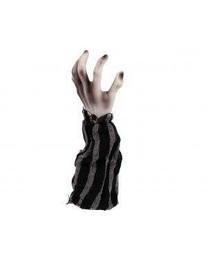 Mão diabólica com luz movimento e som Acessórios para disfarces de Carnaval ou Halloween