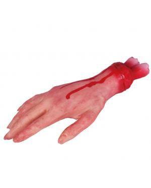 Mão sangrenta   Acessórios para disfarces de Carnaval ou Halloween