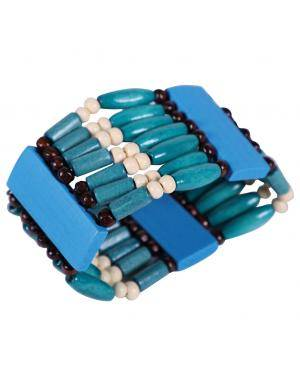 Bracelete índia 8øx5cm. Acessórios para disfarces de Carnaval ou Halloween