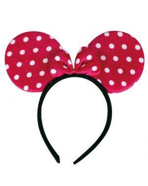 Bandolete ratinha Acessórios para disfarces de Carnaval ou Halloween