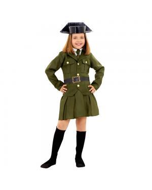 Fato Guarda Civil Menina