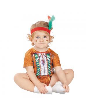 Body Indio para Bebé para Carnaval