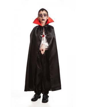 Capa Vampiro 9 a 11 Anos Disfarces A Casa do Carnaval.pt