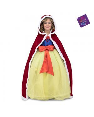 Capa Vermelha Criança para Carnaval