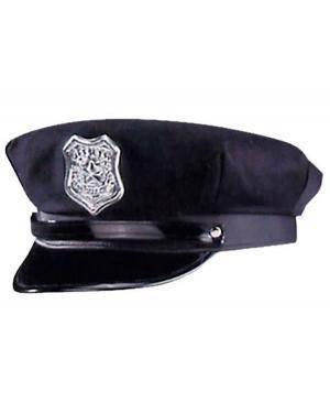 Chapéu de Polícia Disfarces A Casa do Carnaval.pt