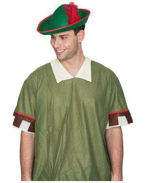 Chapéu Robin Hood Disfarces A Casa do Carnaval.pt