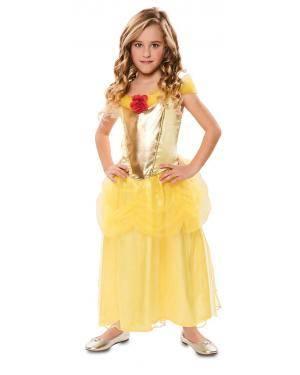 Disfarce de Princesa Verão Infantil para Carnaval