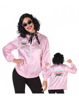 Disfarce Pink Lady Mulher para Carnaval