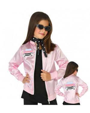 Disfarce Pink Menina para Carnaval