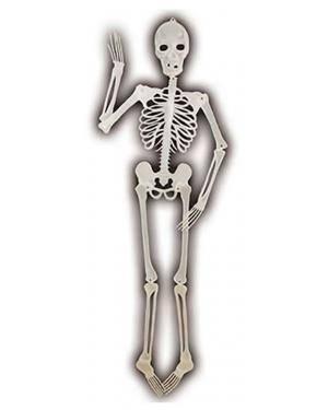 Esqueleto Fosforescente 152Cm  Disfarces A Casa do Carnaval.pt
