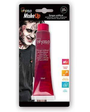 Sangue artificial 28 Ml para Carnaval ou Halloween