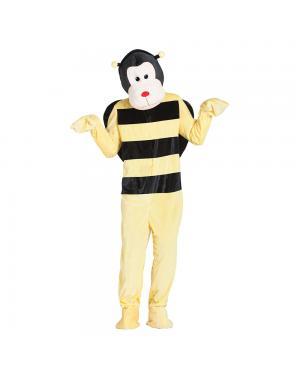 Fato Abelha Mascote Gigante para Carnaval
