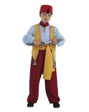 Fato de Aladim Infantil para Carnaval | A Casa do Carnaval.pt