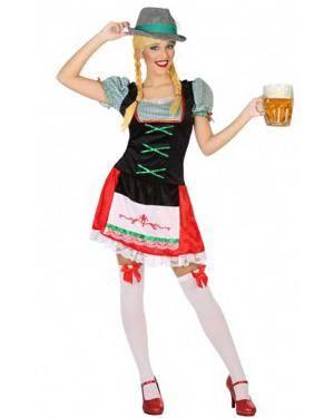 Fato Alemã Adulto para Carnaval