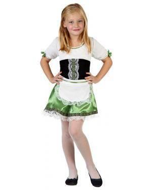 Fato Alemã / Tirolesa Menina Disfarces A Casa do Carnaval.pt
