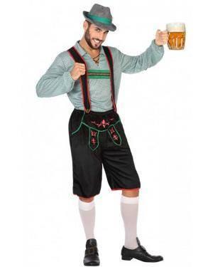 Fato Alemão Adulto para Carnaval