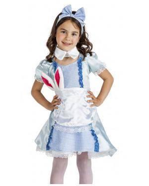 Fato Alice Maravilhas 7-9 Anos Disfarces A Casa do Carnaval.pt