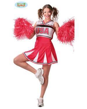 Fato Cheerleader Adulto Disfarces A Casa do Carnaval.pt