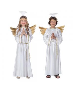 Fato Anjo Criança para Carnaval