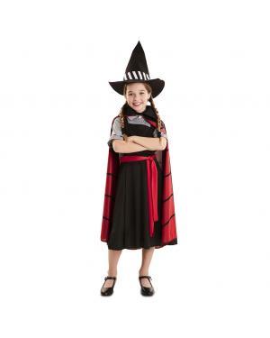 Fato Aprendiz de Bruxa Menina para Carnaval