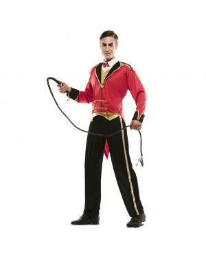 Fato Apresentador de Circo Homem para Carnaval