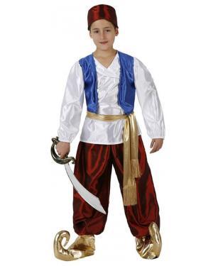 Fato Arabe Aladino Menino Disfarces A Casa do Carnaval.pt