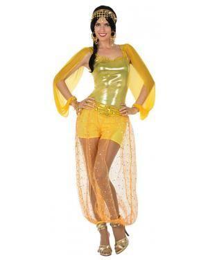 Fato Árabe Mulher Adulto XS/S Disfarces A Casa do Carnaval.pt