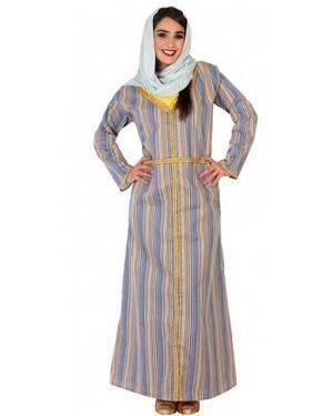 Fato Árabe Sarracena Mulher para Carnaval