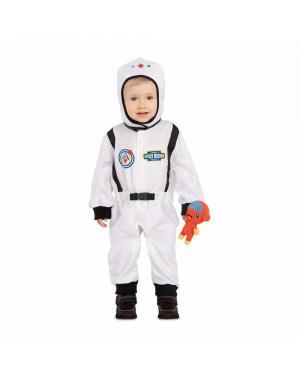 Fato Astronauta com Alien Bebé para Carnaval