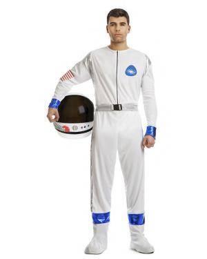 Fato Astronauta Homem T. XL Disfarces A Casa do Carnaval.pt