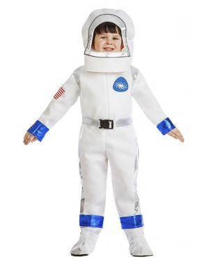 Fato Astronauta Menino 10-12 Anos Disfarces A Casa do Carnaval.pt