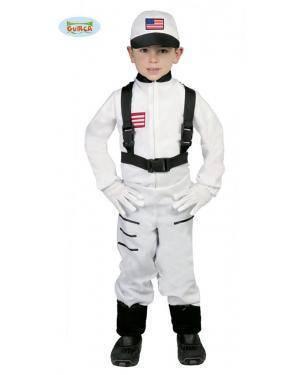 Fato Astronauta Nasa Infantil Disfarces A Casa do Carnaval.pt