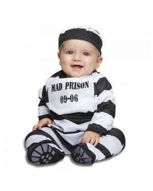 Fato Baby Prisoner para Carnaval
