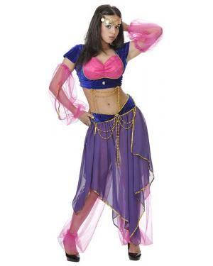 Fato de Bailarina Árabe Adulto para Carnaval | A Casa do Carnaval.pt