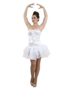 Fato de Bailarina Mulher Adulto para Carnaval | A Casa do Carnaval.pt