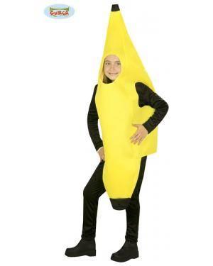 Fato Banana Criança Loja de Fatos Carnaval, Disfarces, Artigos para Festas, Acessórios de Carnaval, Mascaras, Perucas, Chapeus 651 acasadocarnaval.pt