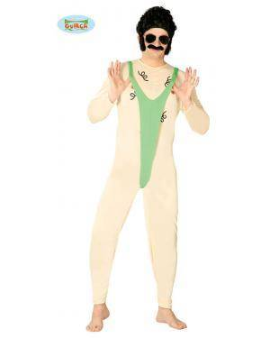 Fato Bikini Man Borat Disfarces A Casa do Carnaval.pt