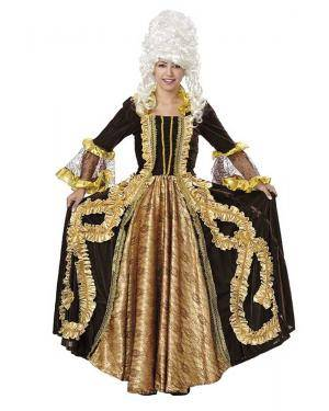 Fato de Baronesa Adulto para Carnaval | A Casa do Carnaval.pt