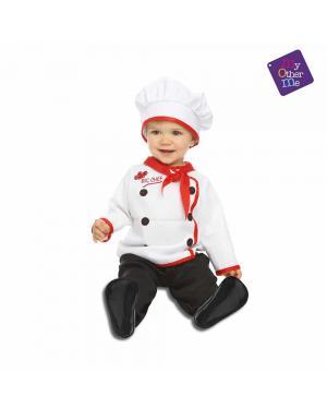 Fato Bebé Chef para Carnaval