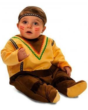 Fato Bebe Indio Disfarces A Casa do Carnaval.pt