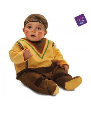 Fato Bebé Indio para Carnaval