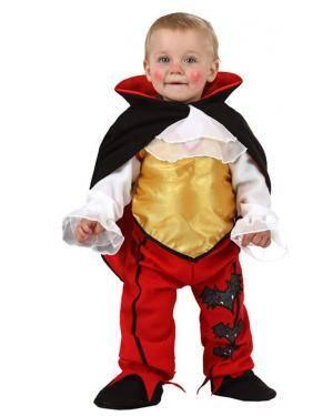 Fato Bebé Vampiro Morcego Disfarces A Casa do Carnaval.pt