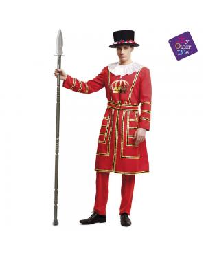 Fato Beefeater M/L para Carnaval
