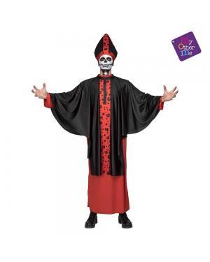 Fato Bispo Sinistro M/L para Carnaval